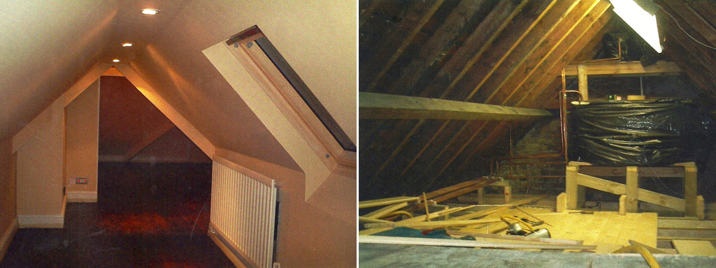 Loft Conversions by your Local Builder